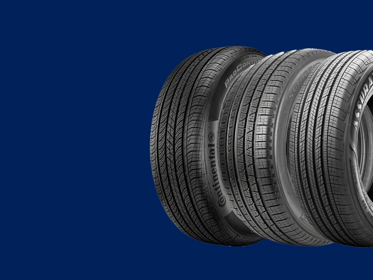 Volkswagen 215/65/17 Tire Special Coupon