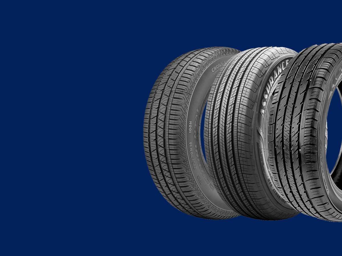 Volkswagen 245/60/18 Tire Special Coupon