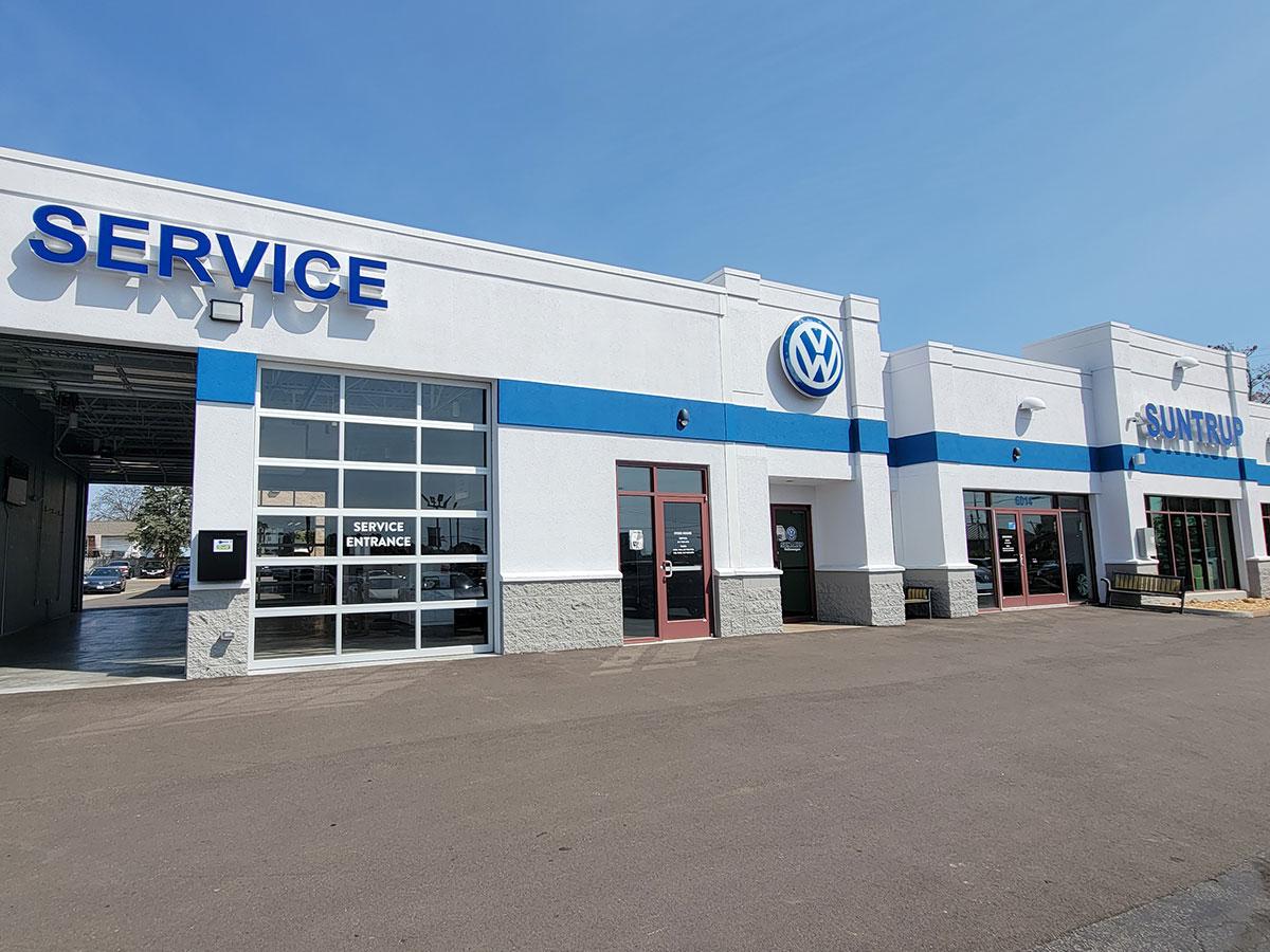 Volkswagen Exterior