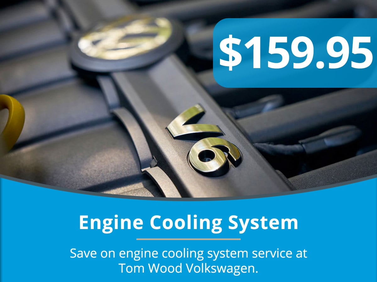 Engine Cooling System Service Special Coupon
