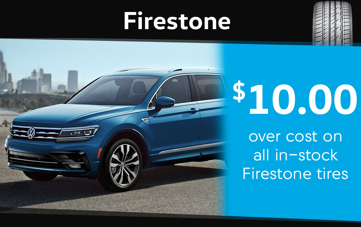 Firestone Tire Special Coupon