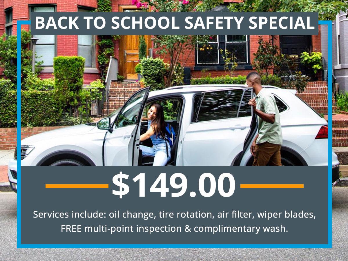 Service & Parts Specials | Tom Wood Volkswagen Indianapolis, IN