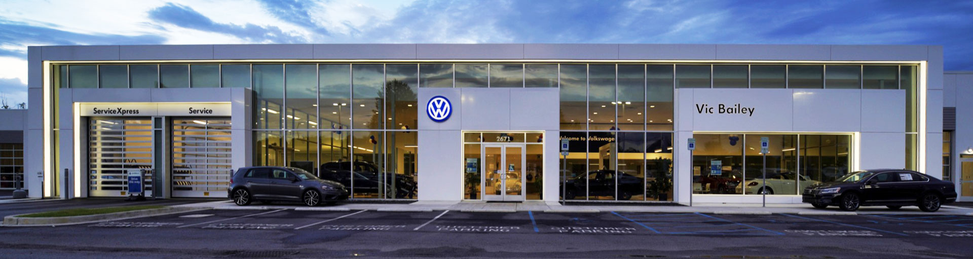 Vic Bailey Volkswagen Service and Parts Special Coupons