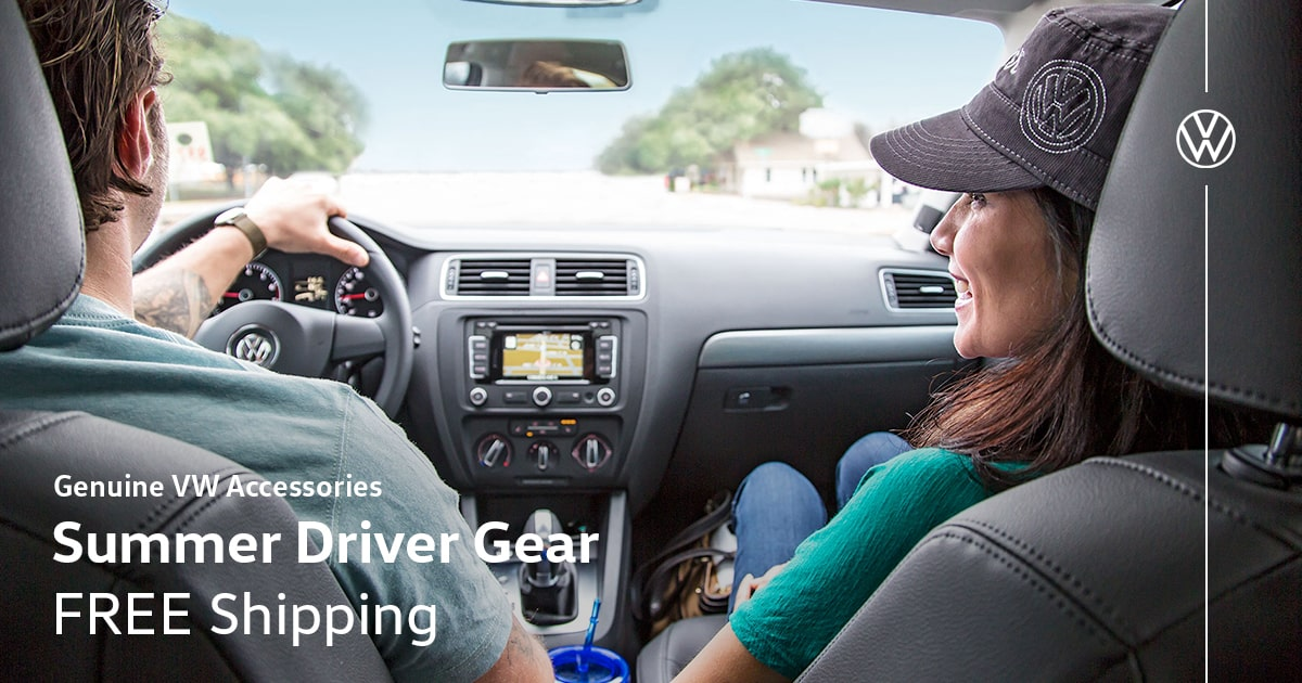 Volkswagen Summer Driver Gear Service Special Coupon