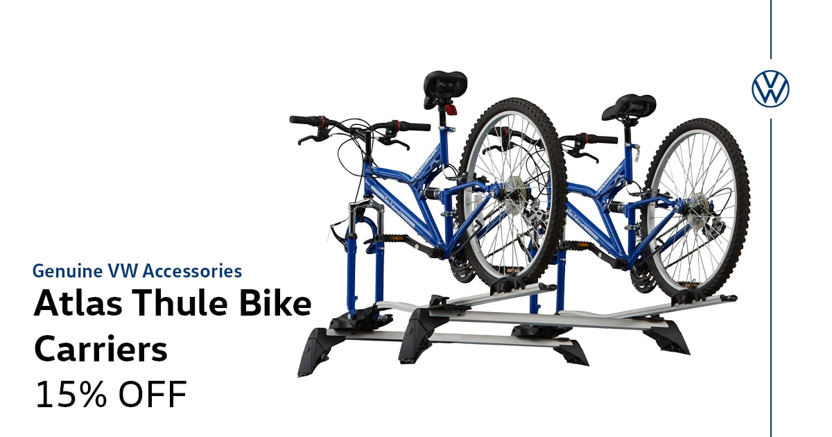 Volkswagen Bike Carriers Special Coupon