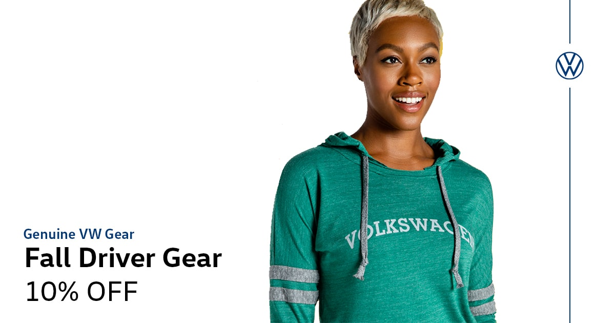 Volkswagen Fall Driver Gear Special Coupon