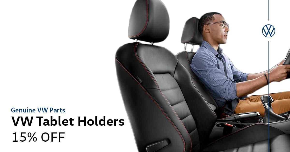 Volkswagen Tablet Holders Special Coupon