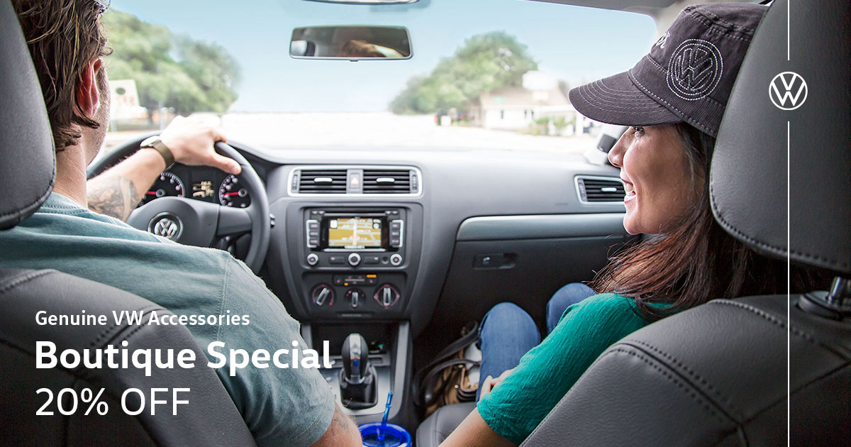 Volkswagen Boutique Service Special Coupon