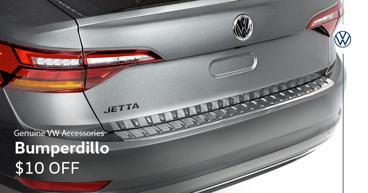 Volkswagen Bumperdillo Service Special