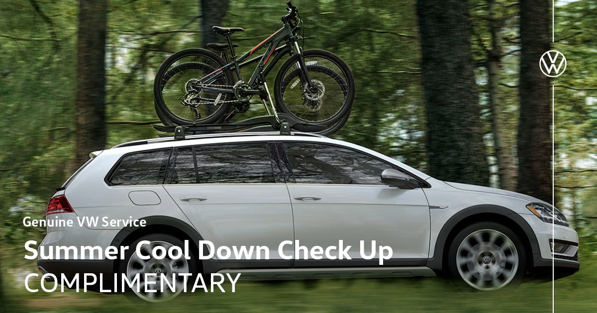 Volkswagen Summer Check Up Service Special Coupon