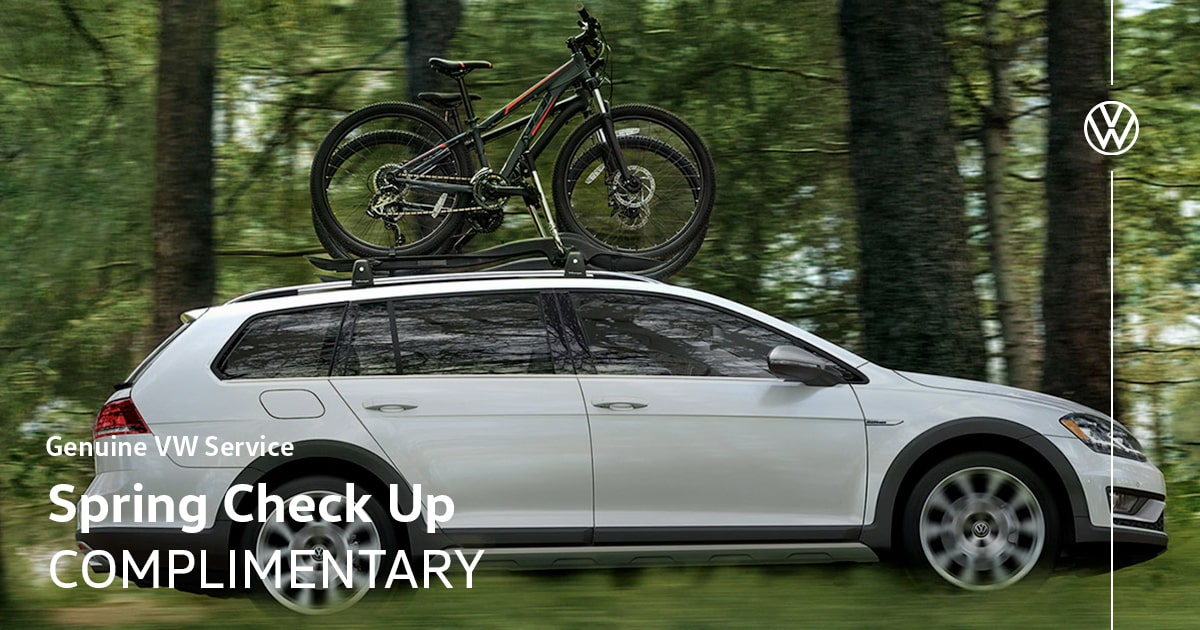 Volkswagen Spring Check Up Service Special Coupon
