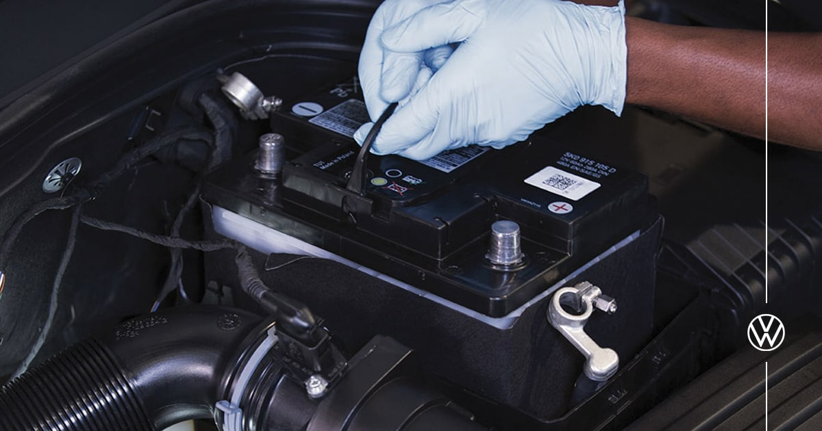 Volkswagen  Battery Replacement ServiceService Special Coupon