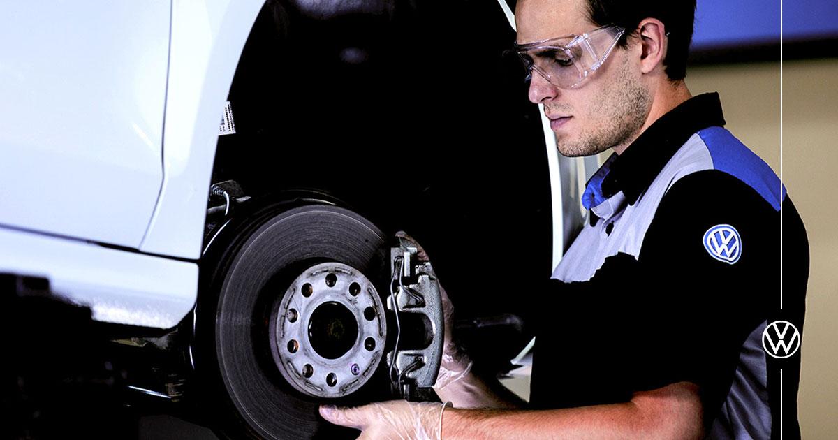 Volkswagen Brake Service Special Service Special Coupon
