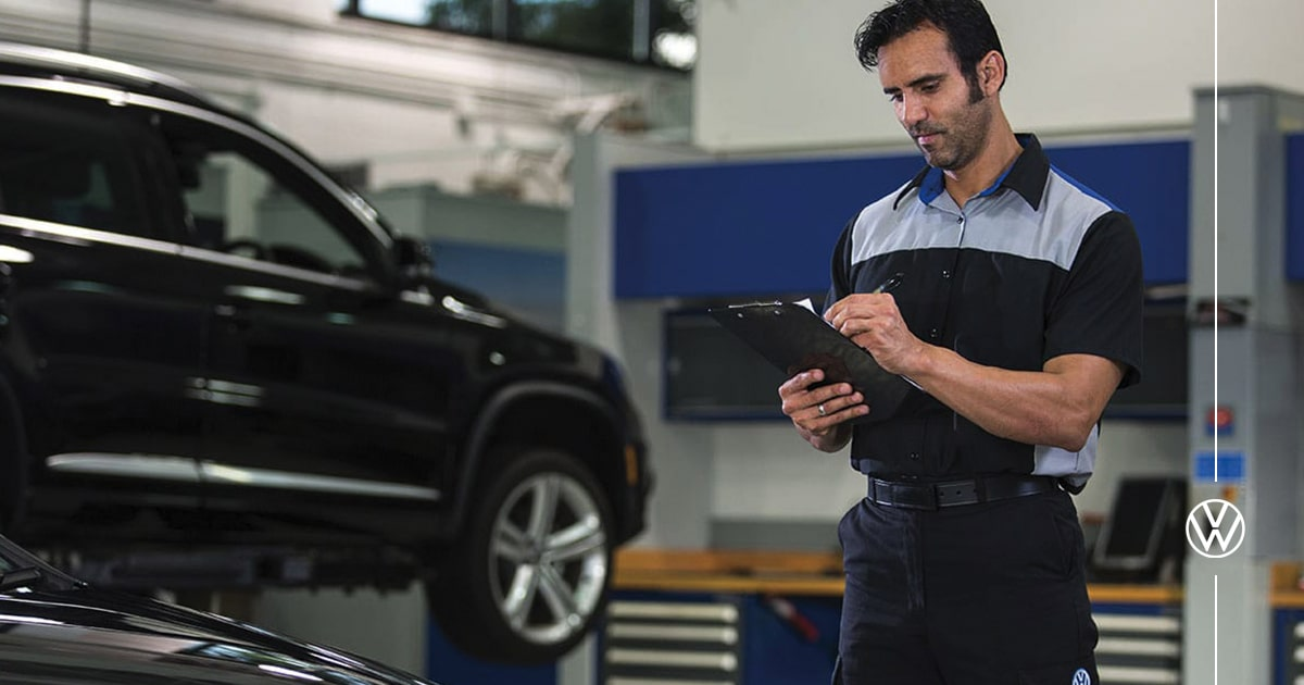 Volkswagen  Multi-Point InspectionService Special Coupon