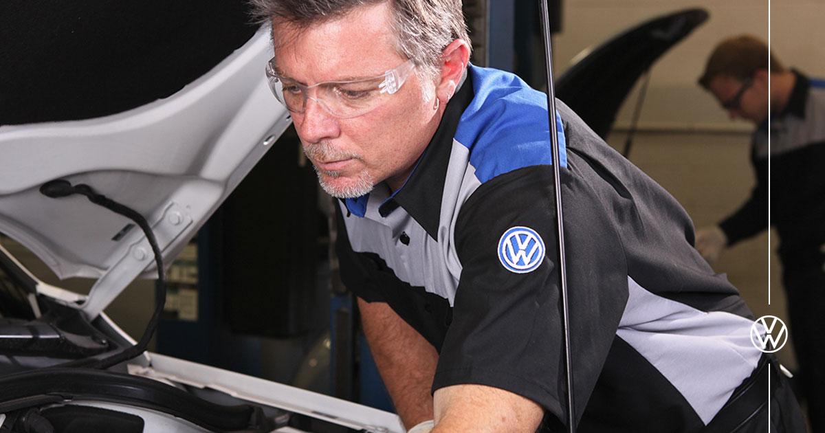 Volkswagen Oil Change Service Special Coupon