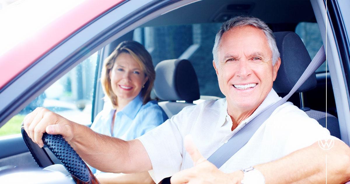 Volkswagen Senior Discount Service Special Coupon