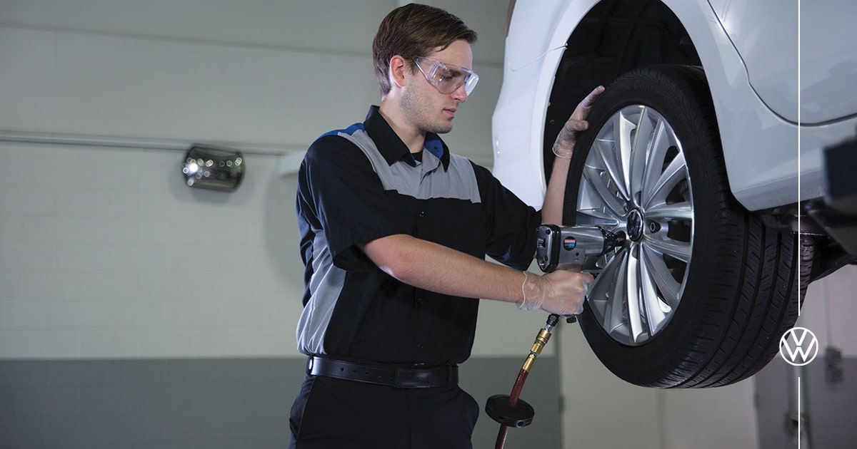 Volkswagen Tire Rotation Service Special Coupon
