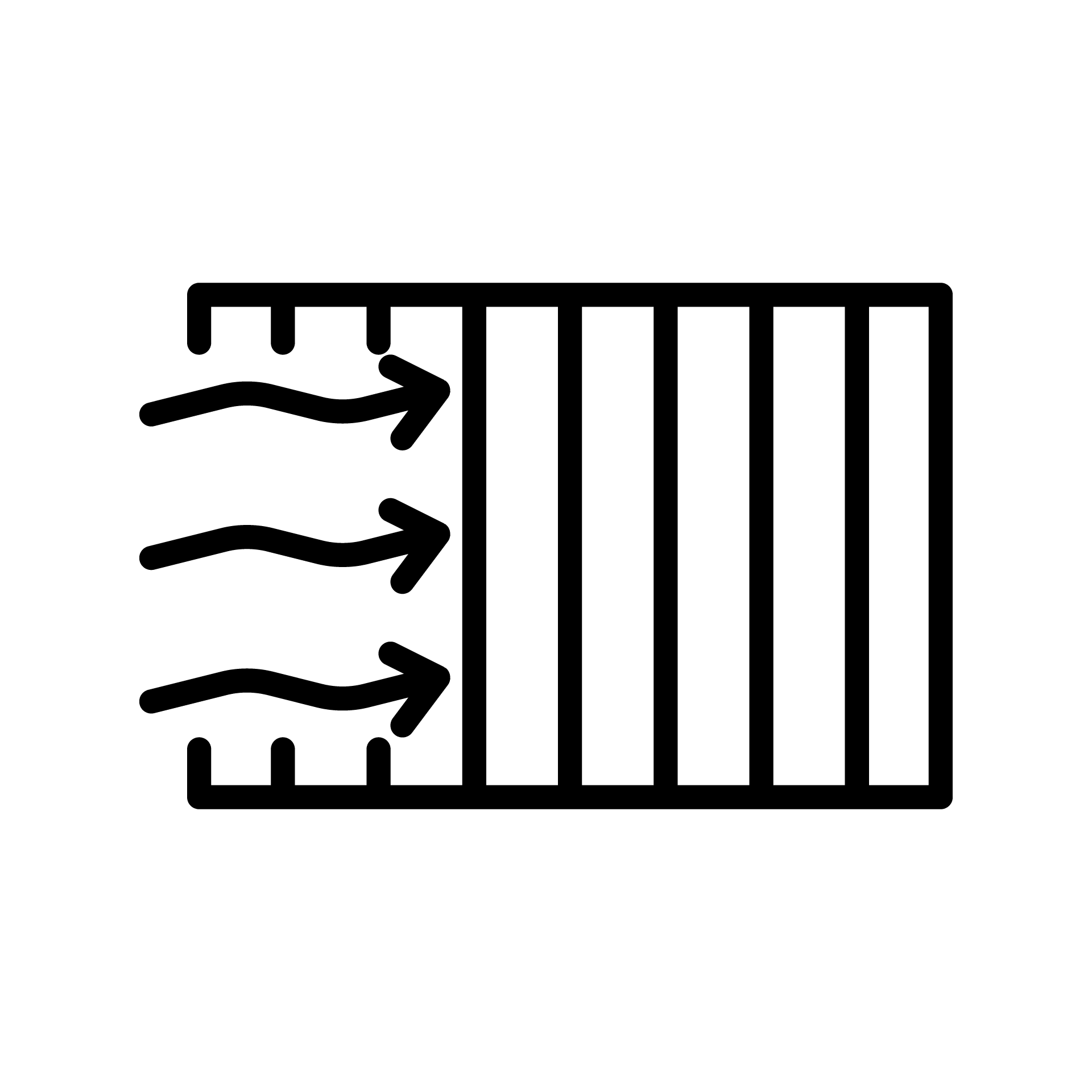 Cabin Air Filters Icon