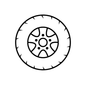Tire Repair Icon