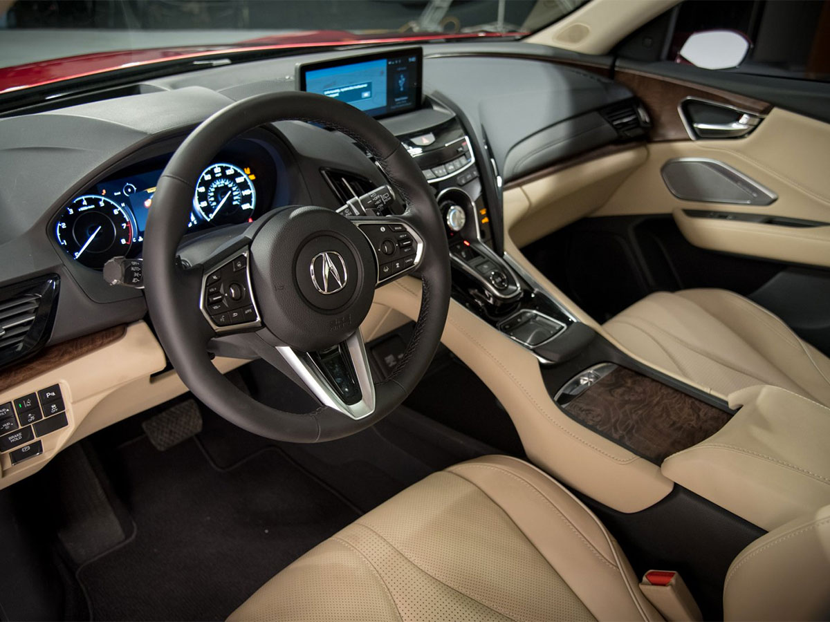 Acura A/C Service Special Coupon