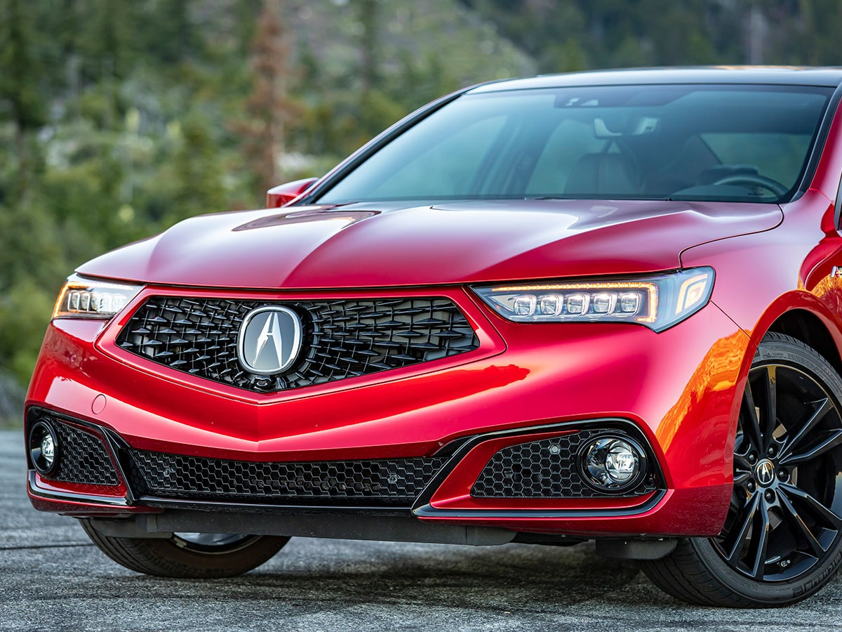 Certified Acura Alignment Service