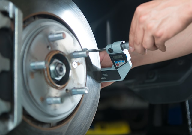 Tire Rotation & Brake Inspection Service