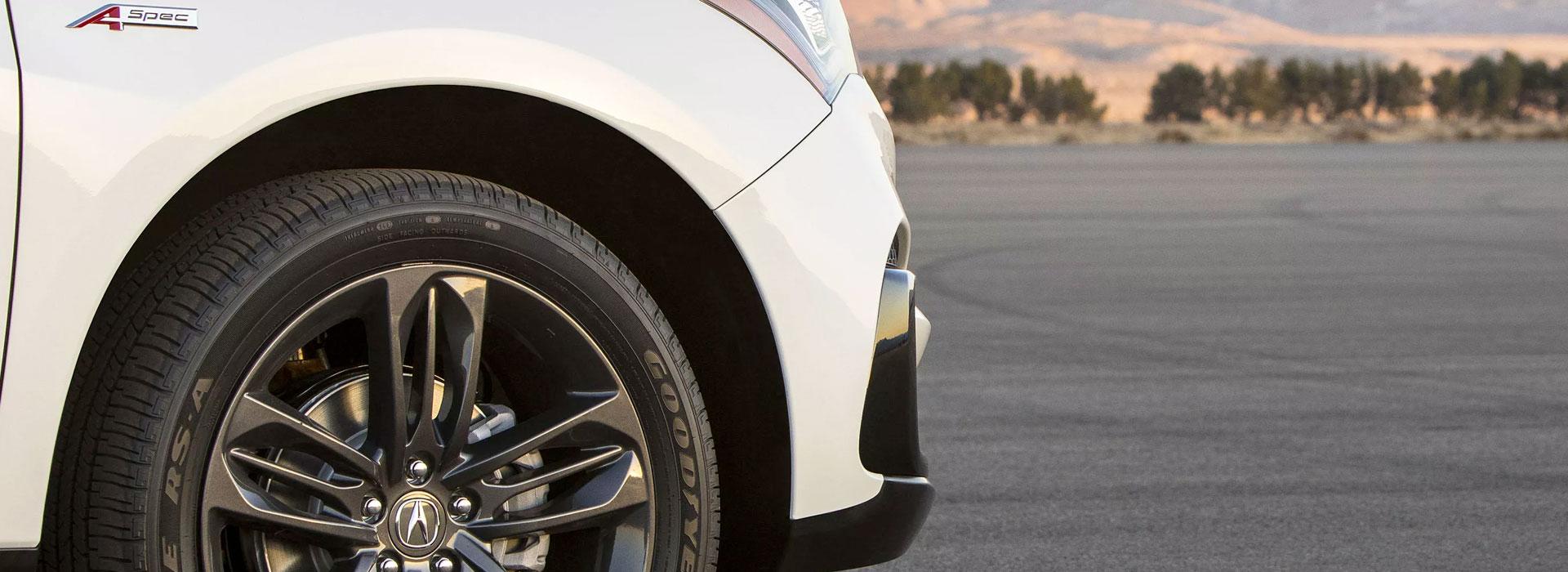 Acura Brake Services