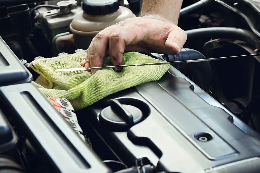 Acura Conventional Oil Change Service