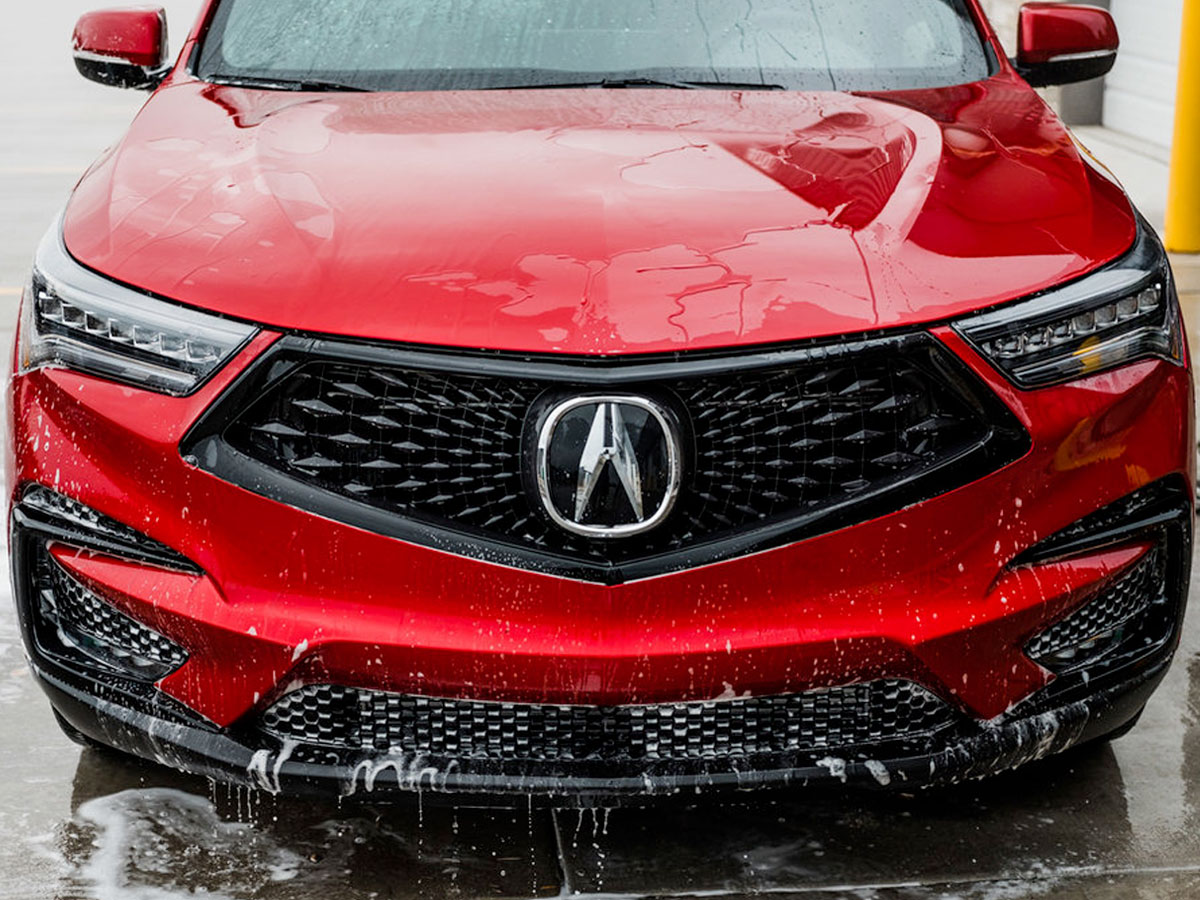Acura Complete Detailing Special Service Special Coupon