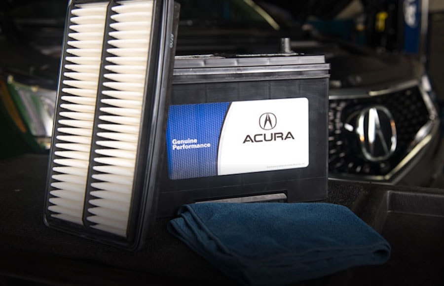 Acura Air Filter Service Special Coupon