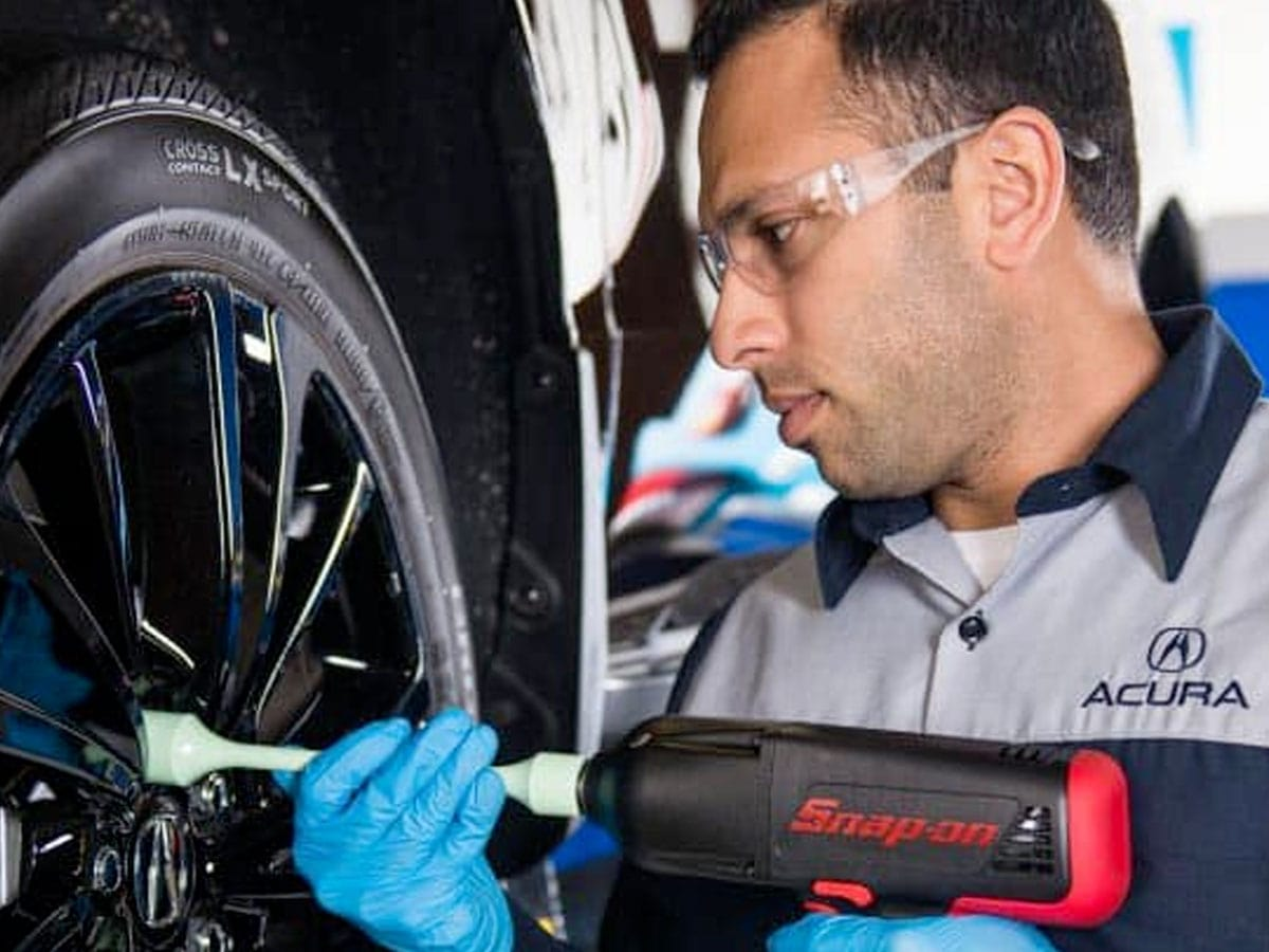 Acura Tire Rotate & Balance Service Special Coupon