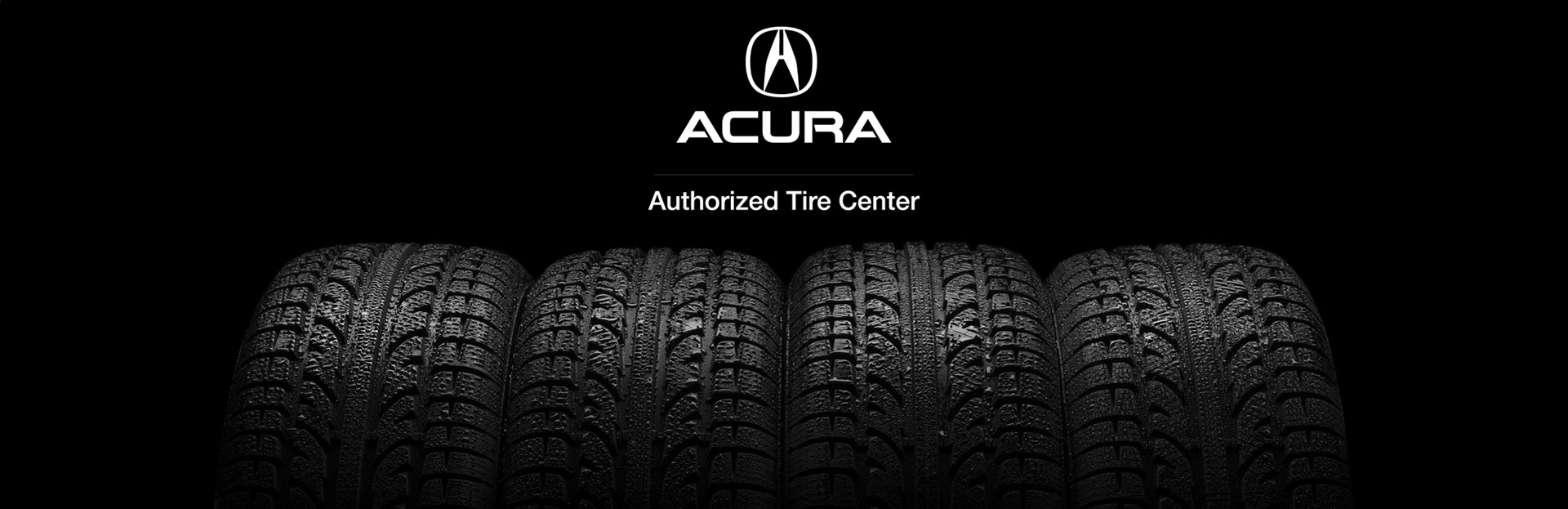 Acura Approved Tire Center