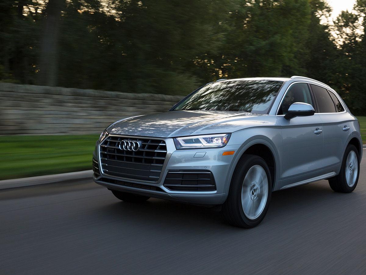 Audi Certified Aluminum Repairs