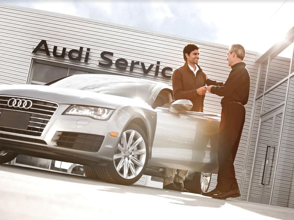 Audi West Palm Beach Schedule Service