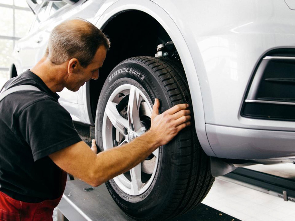 Tire Patching