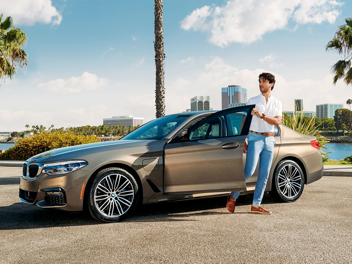 BMW Alignment Service