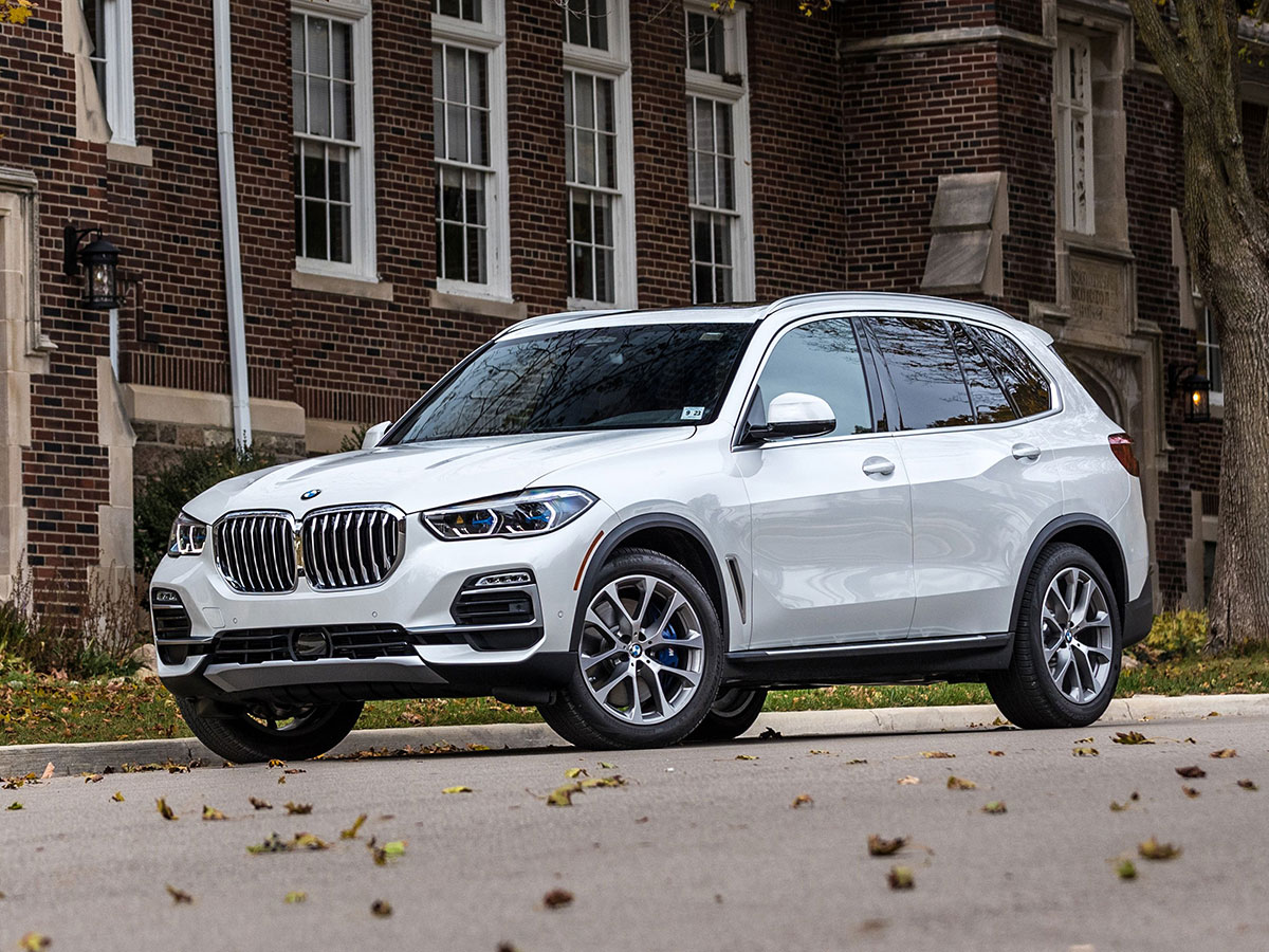 BMW SUV Detailing Services