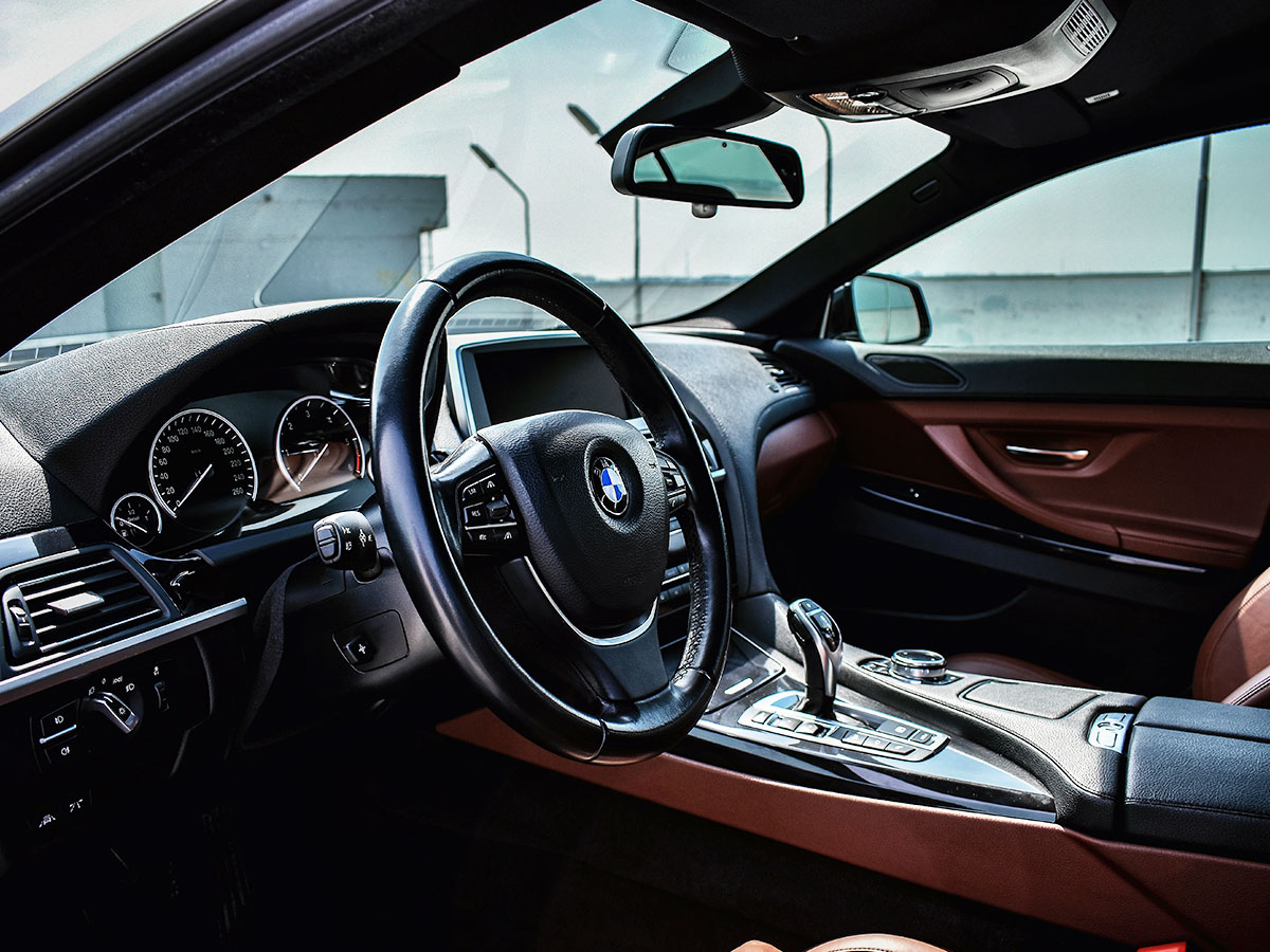 BMW Interior Accessories Special Coupon