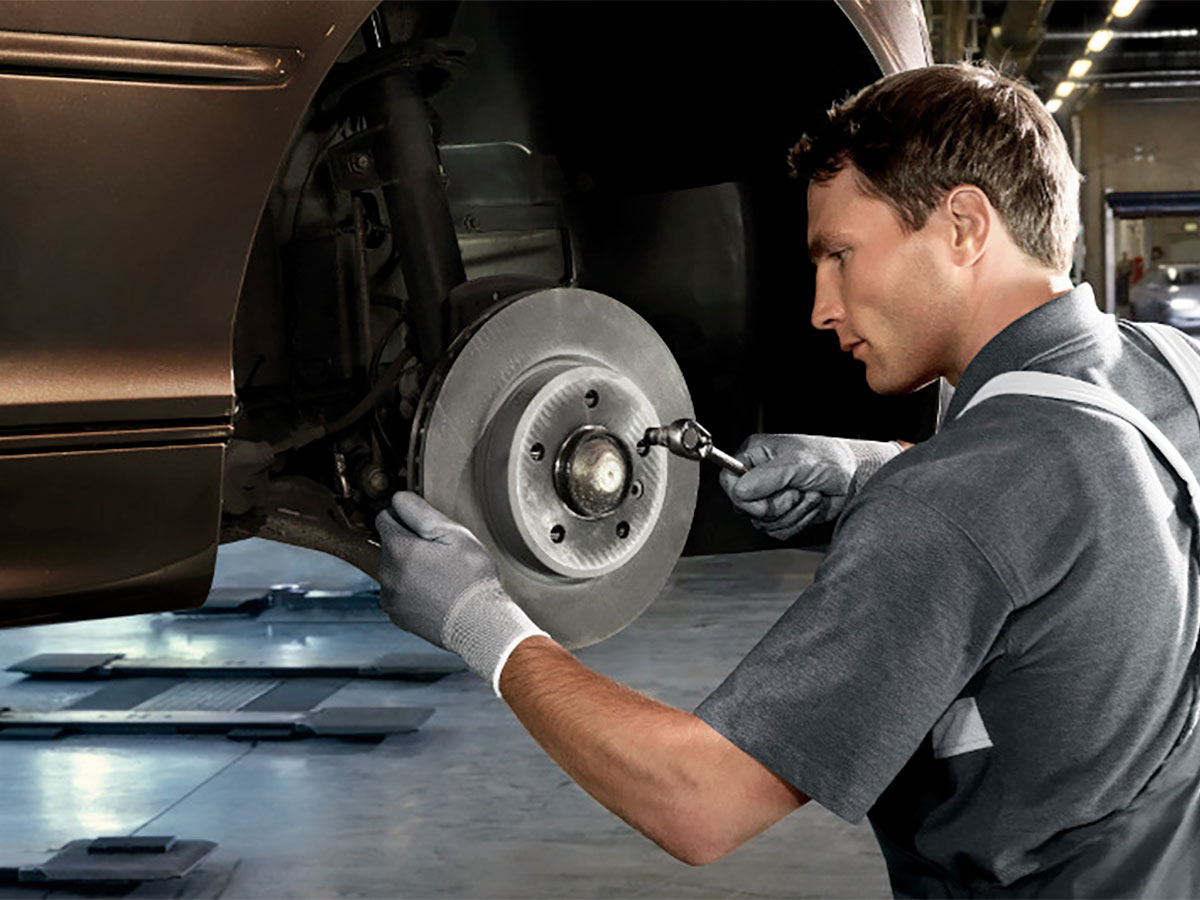 BMW Brake Fluid Exchange Service Special Coupon