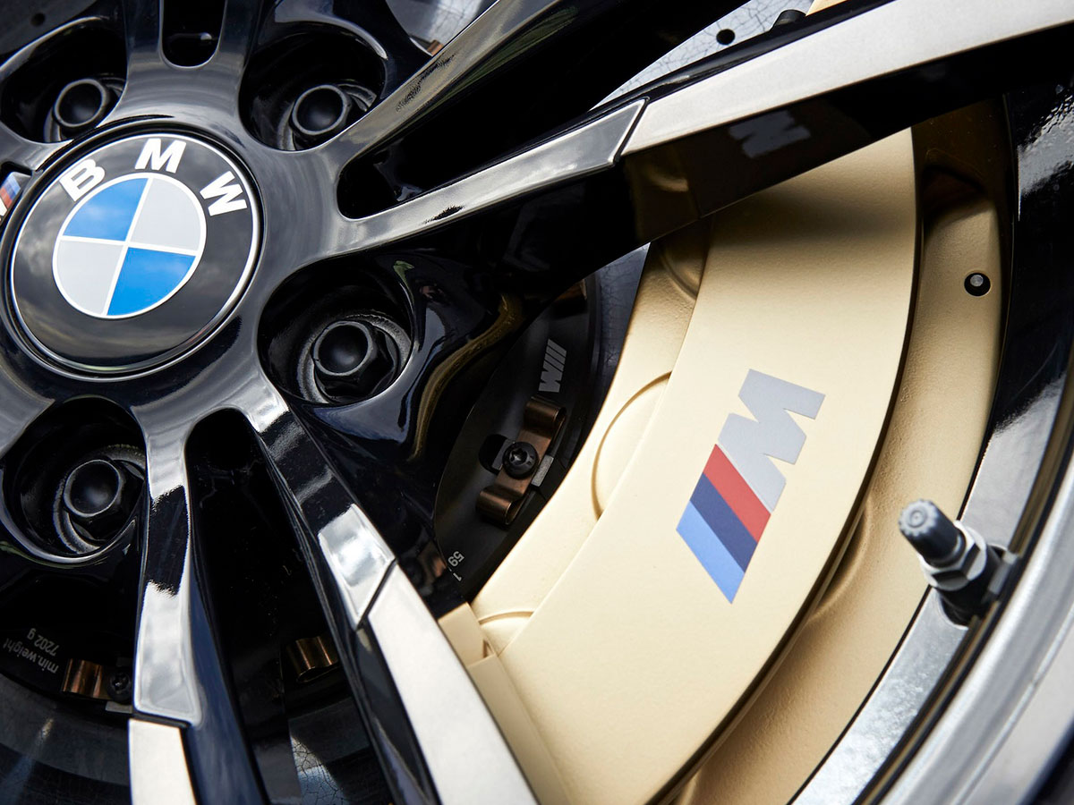 BMW Front Brake Pad Replacement Service