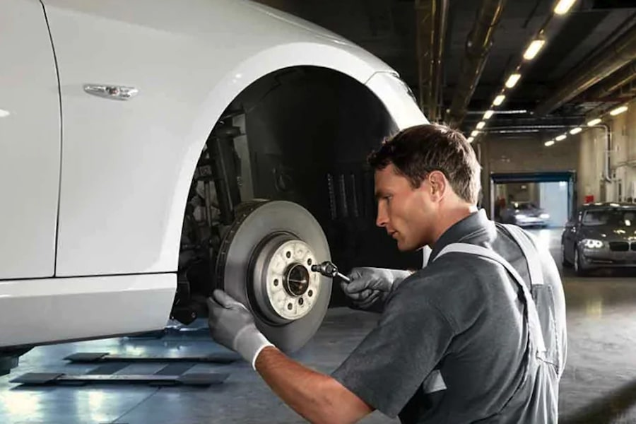 Brake Rotor Replacement Service
