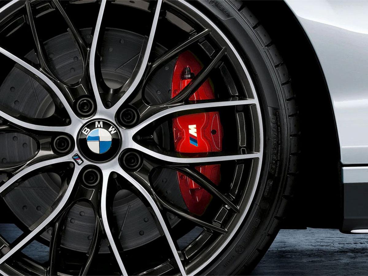 BMW Rear Brake Pad Replacement Service