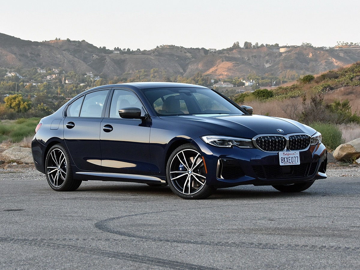 BMW 3 Series Recall Information