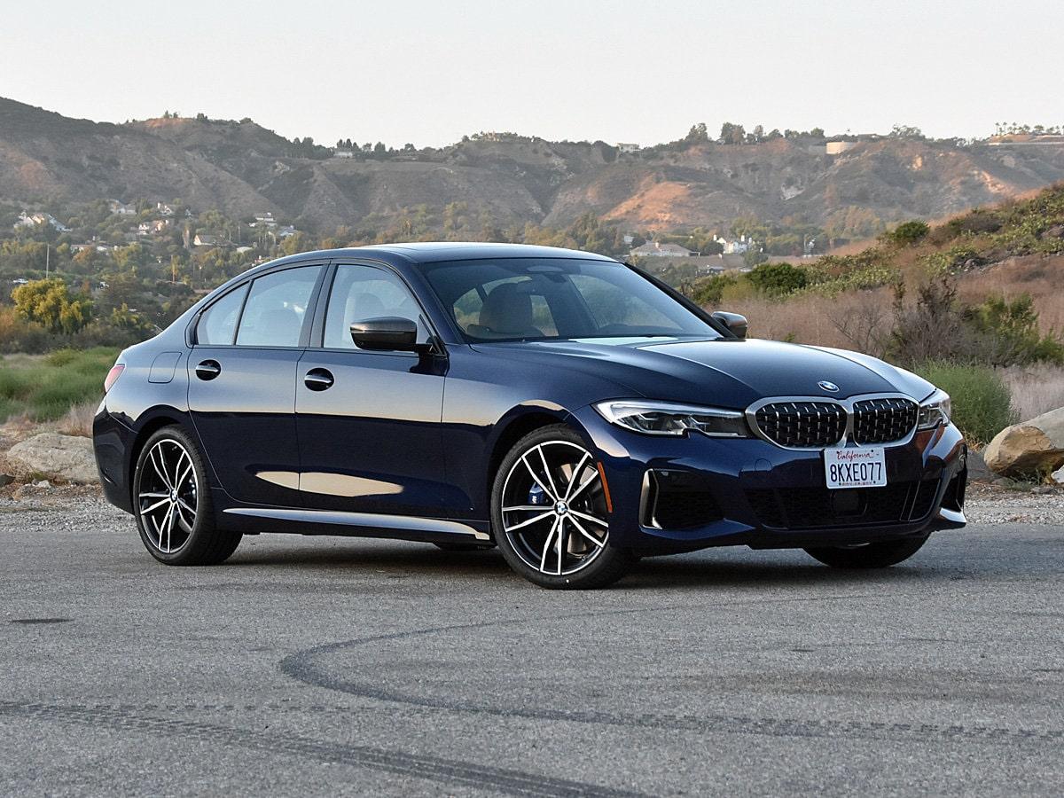 BMW Sedan Detailing Services