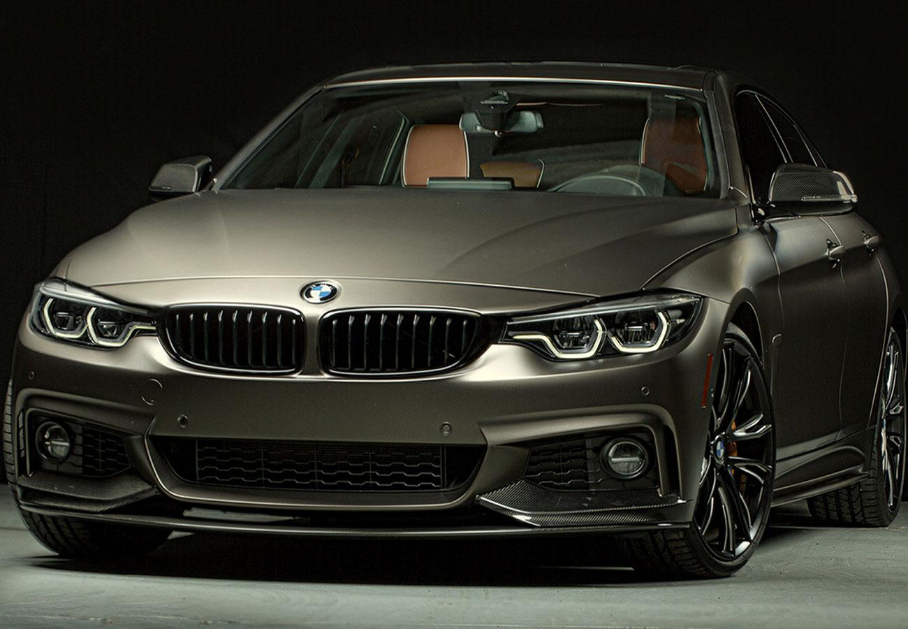 BMW 4 Series Recalls