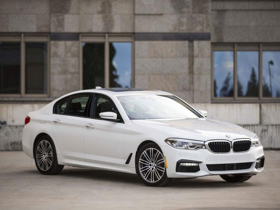 BMW 5 Series Recalls
