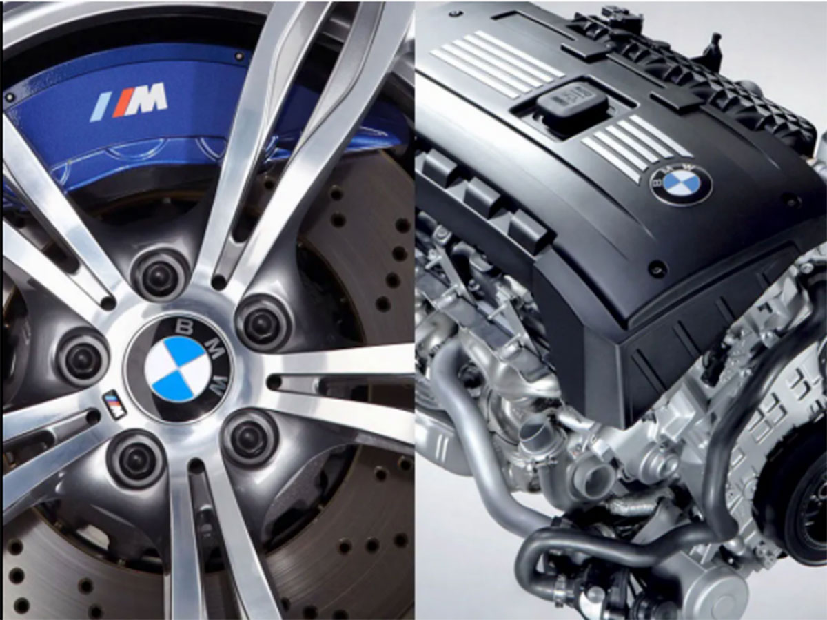 BMW Genuine OEM Parts
