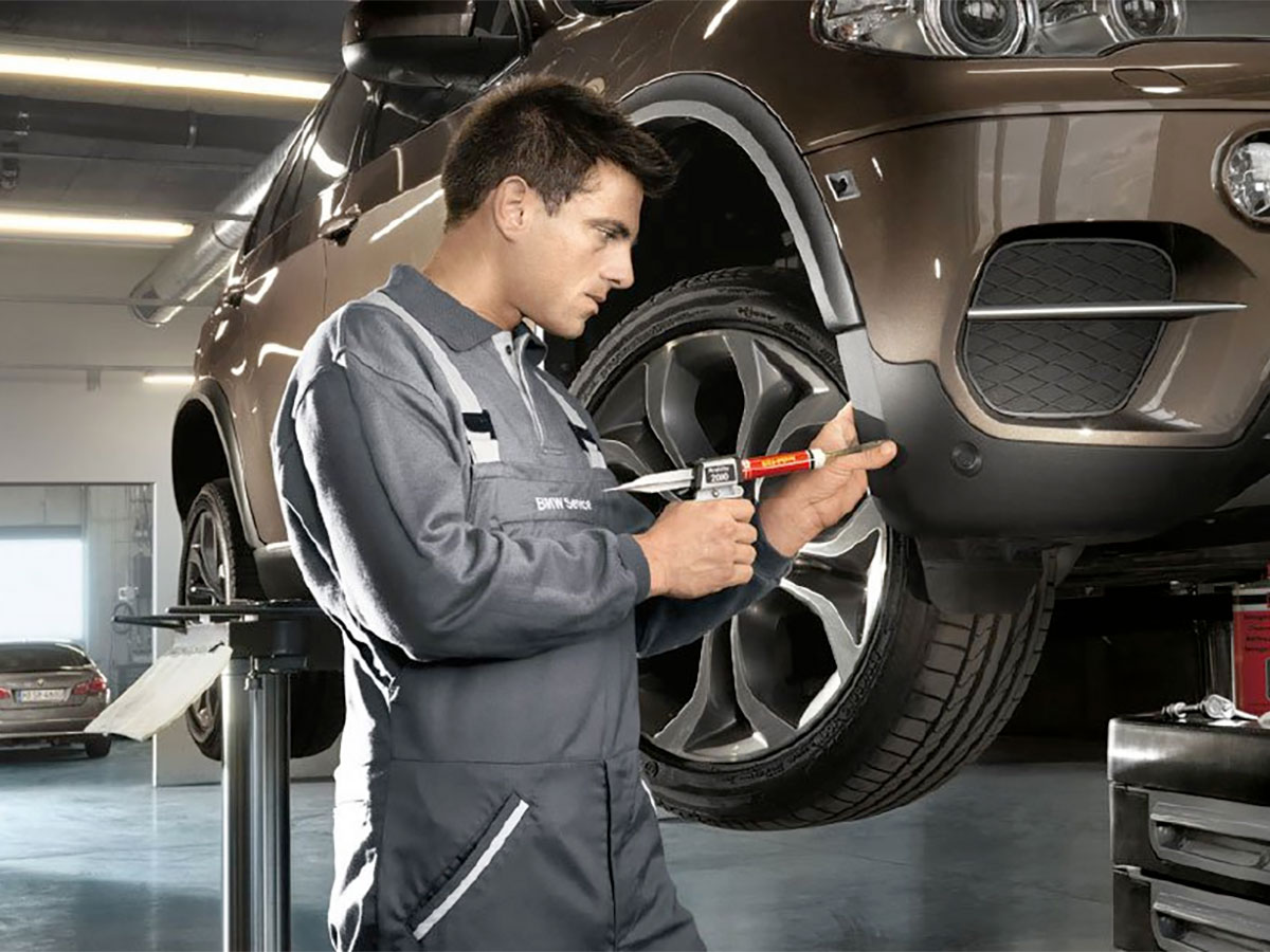 BMW CV Axle Replacement