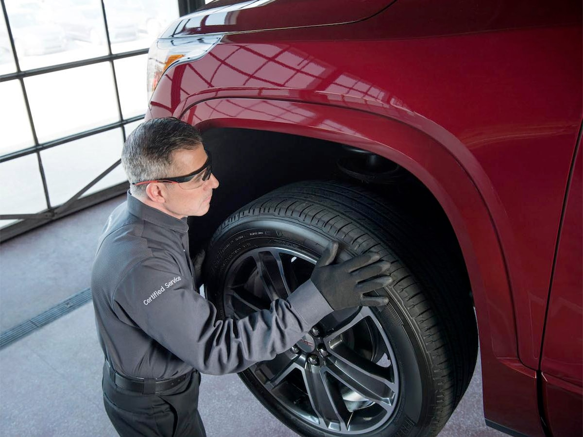 Buick, GMC Alignment Special Service Special Coupon