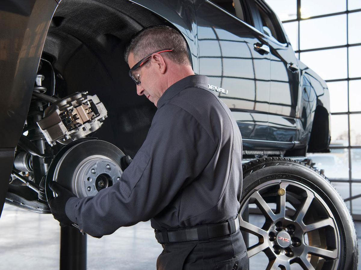 Buick GMC Brake Services